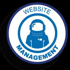 website-management-logo
